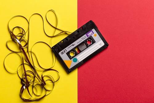 music nostalgia casette
