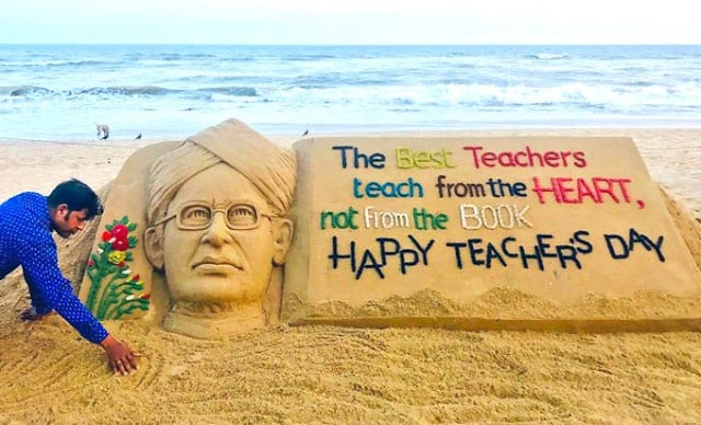 A Short note on Teachers Day - Kabir Doha on Guru, and Importance of Teachers along with Hindi Poems on Teachers day.