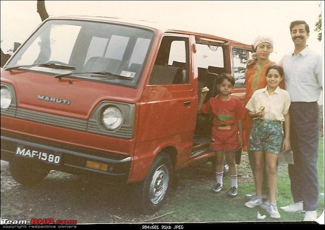 Short Notes on History of Maruti Cars In India, Maruti 800Dx, Maruti Omni, Maruti 1000 and Maruti Gypsy.