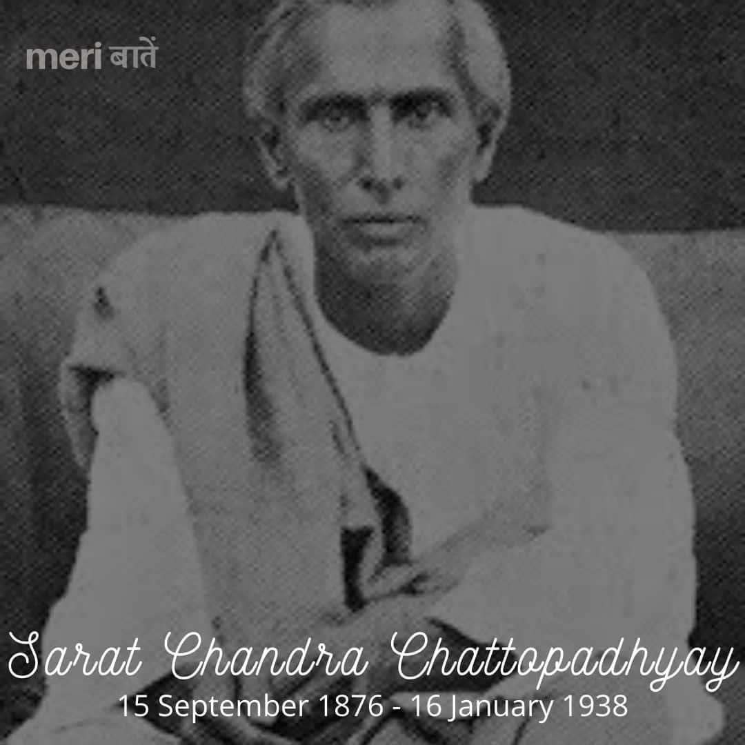 SaratChandra Chattopadhyay
